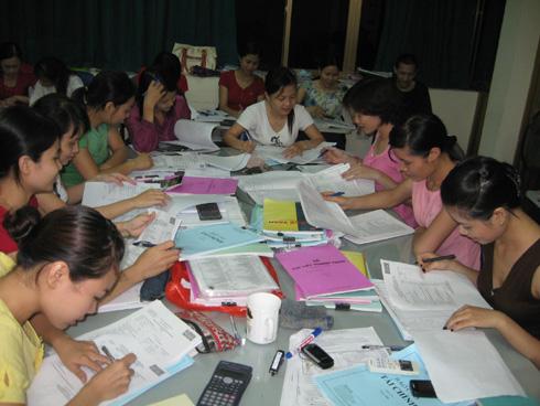 đào tạo kế toán thuế