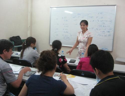 Khóa học Đọc, Kiểm tra & Phân tích BCTC