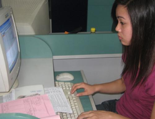 Trần Thị Thắm – Cử nhân Kế toán HUBT