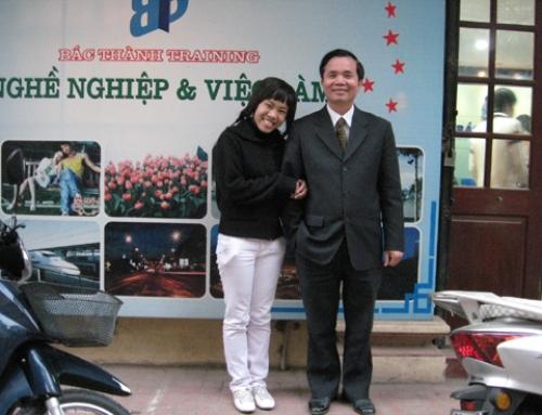 Nữ Sinh Trung Học Kinh Tế Hà Nội