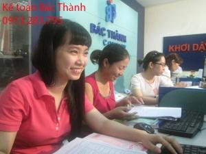 đào tạo kế toán