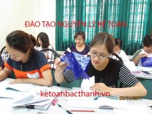 dạy kế toán