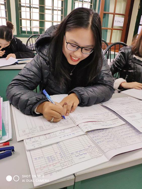 học kế toán thực hành