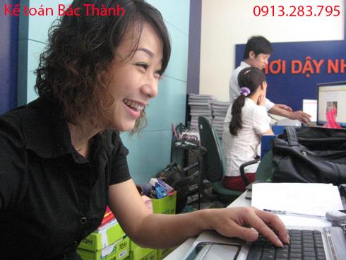 trung tâm đào tạo kế toán