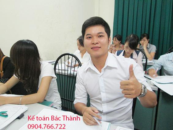 đào tạo kế toán tổng hợp thực hành